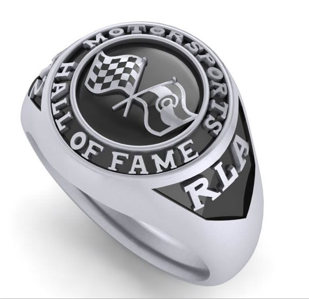 Hall of Fame Inductee Ring