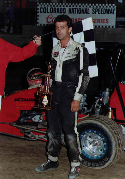 Danny mcknight midget career